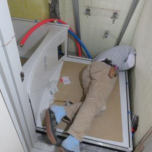 仙台市青葉区上杉『アパート全面改修リフォーム』です。