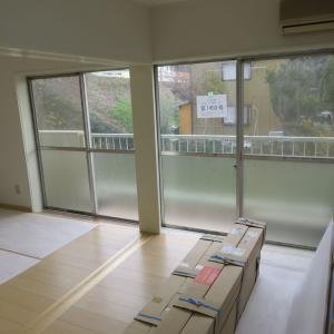 仙台市青葉区上杉『賃貸マンション窓交換リフォーム』です。
