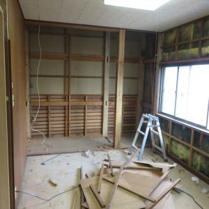 宮城県名取市全面『耐震改修リフォーム』がスタートです。