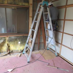 名取市高舘一戸建て耐震改修に合わせての『大規模改造リフォーム』です。