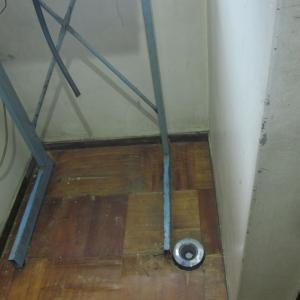 仙台市青葉区上杉経年マンション『洗濯ブース改修リフォーム』です。