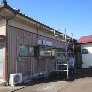 宮城県名取市高舘一戸建て『外壁塗装リフォーム』本日完了です。
