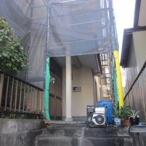 仙台市青葉区西花苑一戸建ての『屋根・外壁塗装、雨樋改修リフォーム』です。