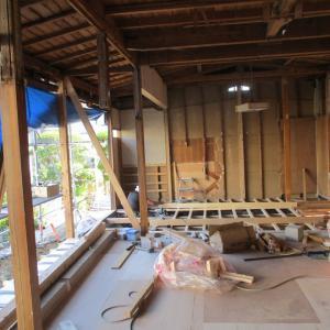 宮城県柴田郡大河原町『全面改造リフォーム』が続きます。