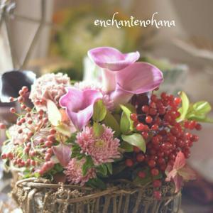 10月21日のお花