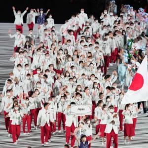オリンピックと夏休み