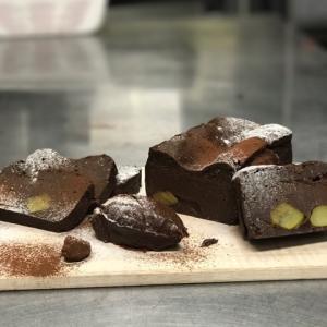 とろける生チョコレートケーキ