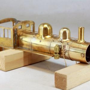 8550の製作(26):エンジンのディテール(1)