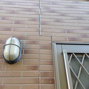 外壁の目地補修