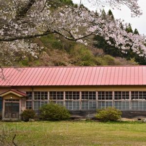 桜と廃校~ 高倉小学校 上高倉分校の巻