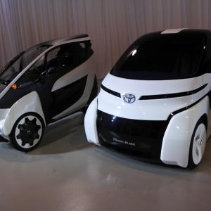 免許返納or超小型電気自動車(EV)