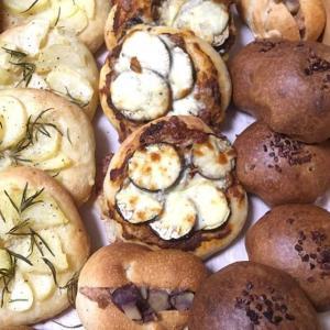 11月16日(土)、自家製天然酵母パン Magic flour マジックフラワー