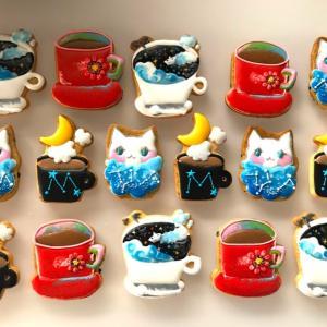 猫とコーヒーがテーマ!?*引き続き猫たちをよろしくお願いいたします