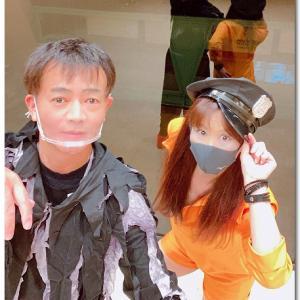 2週連続の四日市 in「Be happy Halloween」