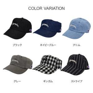 ☆New☆【Champion】ロゴキャップ(3300円+税)