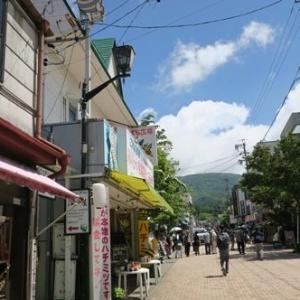 旧軽井沢観光であります( ̄▽ ̄)(⌒o⌒)ゞ