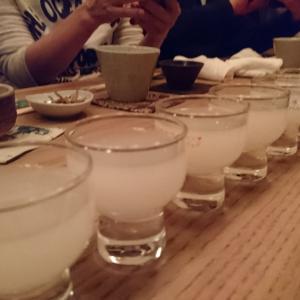日本酒でカウントダウン2019-2020!!