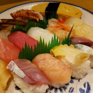 鮓処秀よしで寿司定食