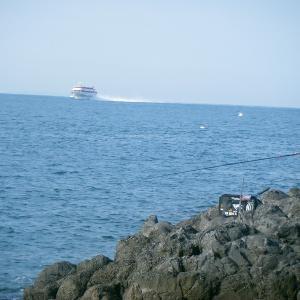 福岡玄界島の釣り えびす丸無き今 小机島に行きたい