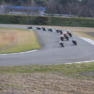2019 九州ロードレース選手権シリーズ第3戦 第4戦 HSR九州 その3 ST600 RACE2