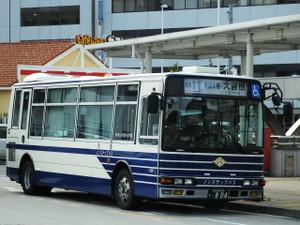 【名市交・バス】「まくのんびより」大森のNMF撮影なのん(6月19日)