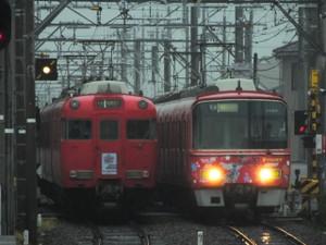 【名鉄】ポケモンXY号運行終了(9月4日)