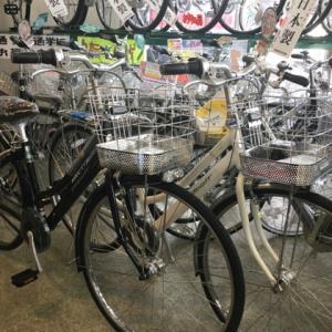 ブリヂストン通学用自転車の現在の状況