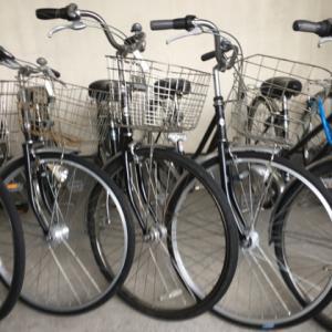 通勤・通学用中古自転車できました