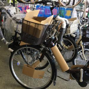 電動自転車続々入荷