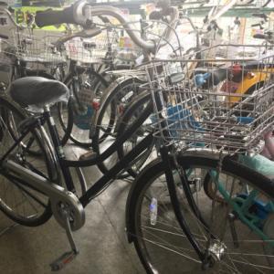 通学用自転車ロングティーンL型納車です