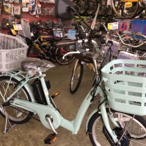 人気の電動自転車 ブリヂストン フロンティアラクット納車完了