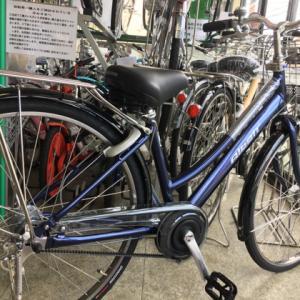通学用自転車アルベルト納車整備完了