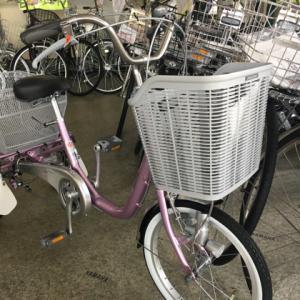 ブリヂストン 三輪自転車納車整備完了