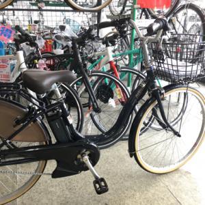 電動自転車納車整備完了