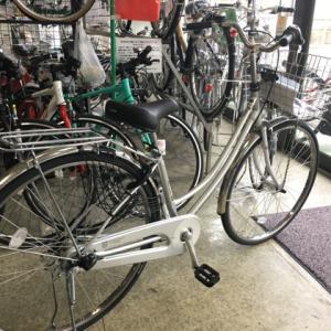通学用自転車ホダカ20%値引き!