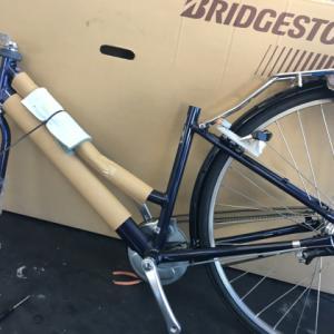 通学自転車定番*アルベルト