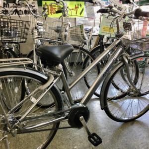 通学用自転車 アルベルトS納車整備完了
