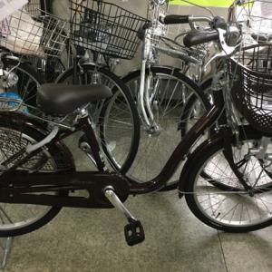 軽量自転車☆アルミーユ ミニ納車整備完了