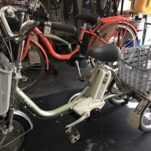電動三輪自転車無料貸し出し