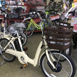 人気の電動自転車☆ラクット納車