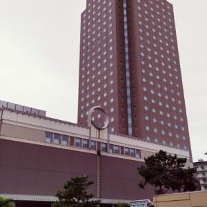 王位戦が行われたホテルエミシア札幌に朝食付きで実質プラス1000円で泊まってきた。