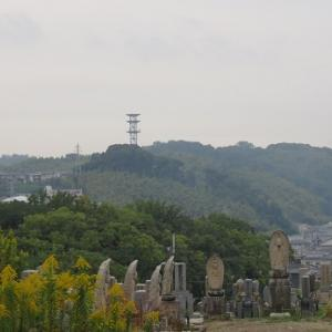墓参 (10月)