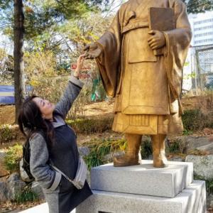 ソウルin2019年11月のホジュン先生