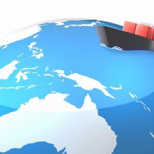 国際郵便を船便で