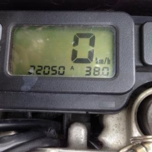 シェルパのメンテ KL250G