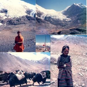 独裁地域(ミャンマー、ウイグル、チベット)は今日も雨だった