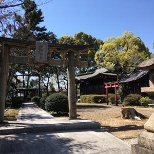 甲鉾神社(かほこじんじゃ)in 枚方(実家の近くの神社)