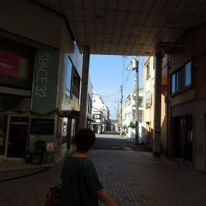 中村の風景 2 アーケード街