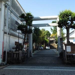 中村の風景 3一條神社