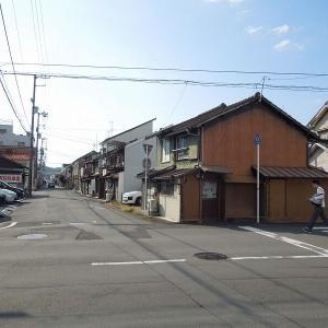 鶴島町周辺とシンゲキ跡 2019年10月